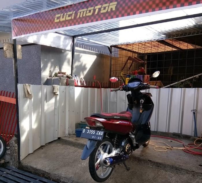 Cuci Motor - IGtimur22wash
