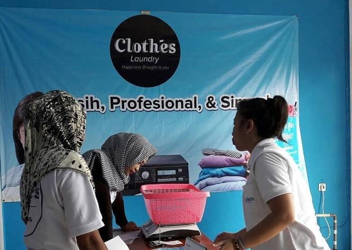 Laundry Kiloan - IGclotheslaundry