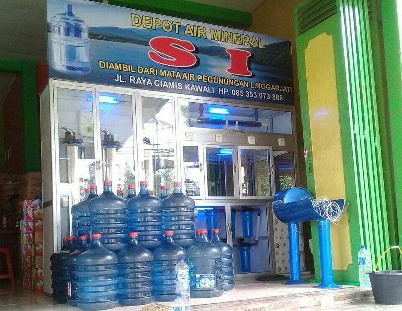 depot isi ulang air minum - IGe.hidayat1993