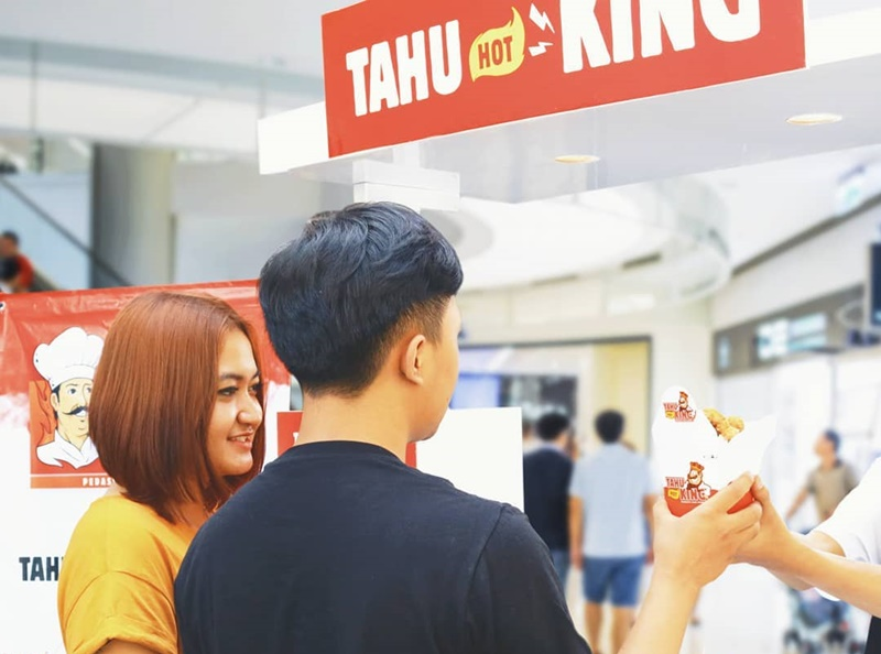 Peluang Usaha Franchise Kuliner Tahu Hot King - IGtahuhotking.official