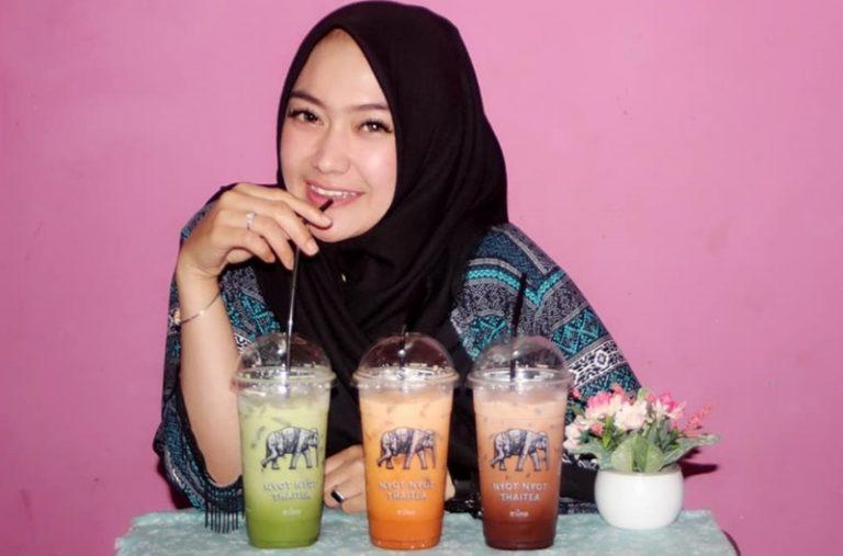 Usaha Thai Tea - IGdisaichaaa