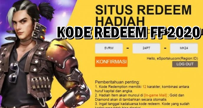 Kode Redeem Mobile Legends Aktif Update Terbaru