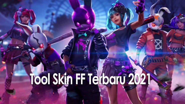 Tool Skin FF Terbaru 2021