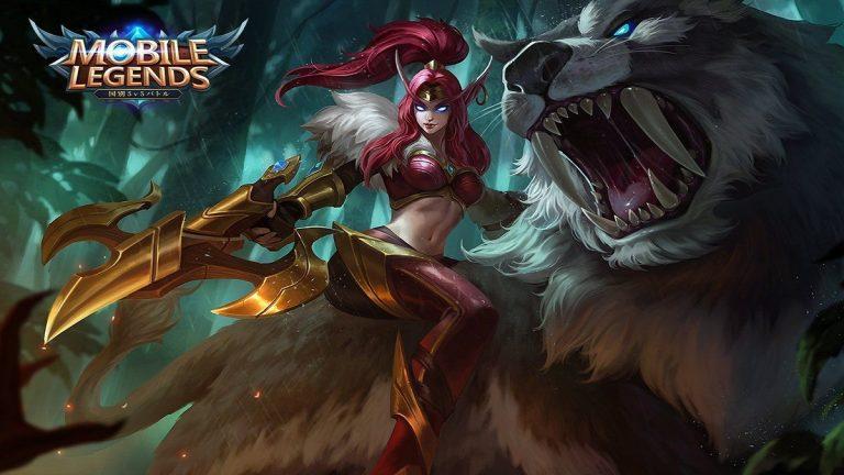 Hero Andalan Mobile Legends yang Sering di Pick Mode Rank