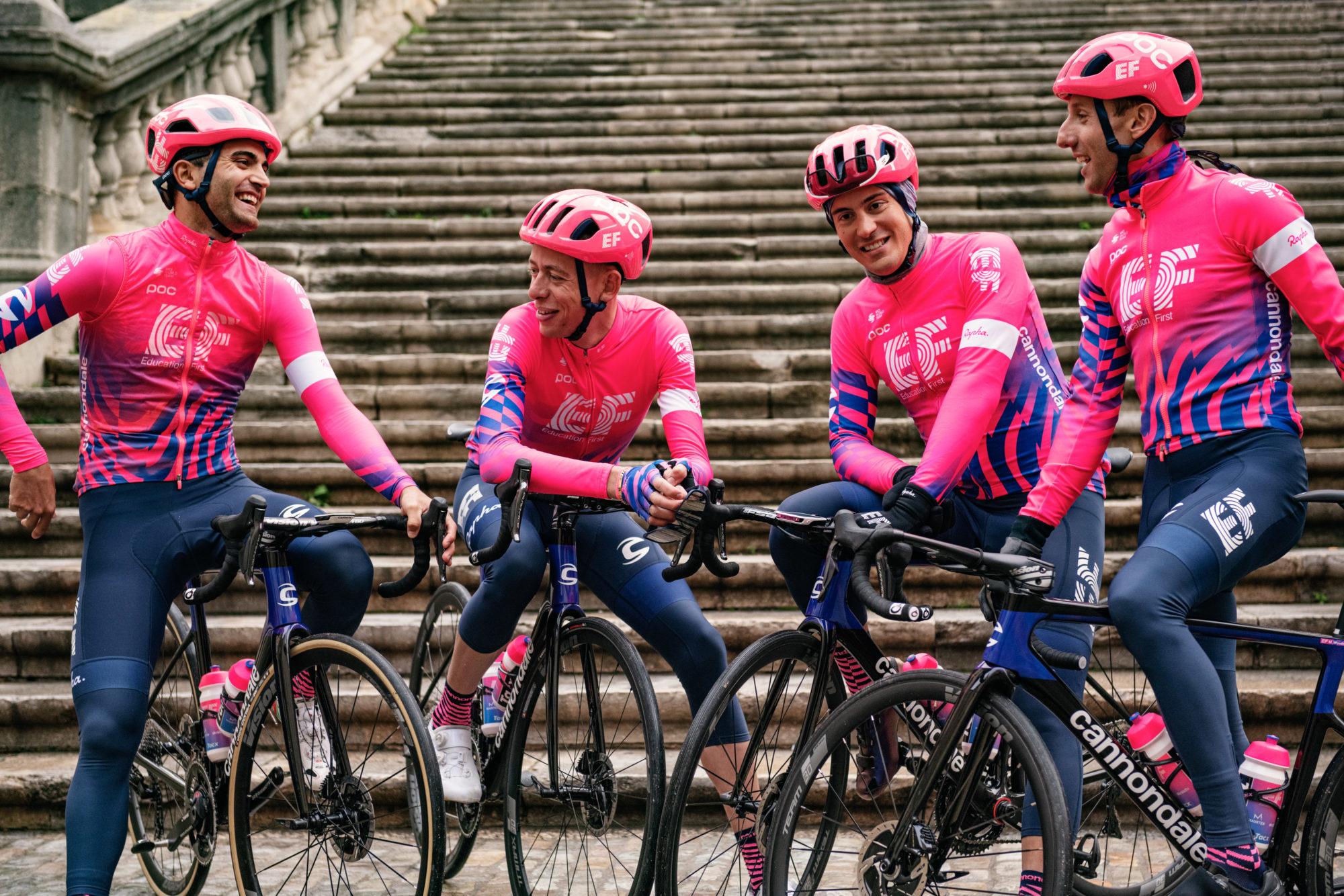 Alasan Club Kamu Harus Bikin Jersey Sepeda